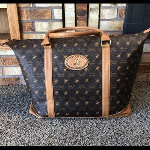 Beverly Hills Polo Duffle Bag